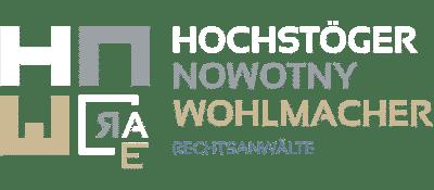 Hochstöger Nowotny Wohlmacher Rechtsanwälte Linz